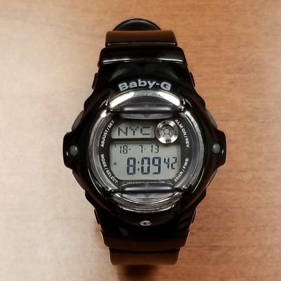 Casio Accessories - Casio Baby-G BG169R-4 G-Shock Watch for Women bcb61e947b